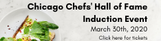 chefs hall of fame event