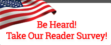 Be Heard! Take our Reader Survey!