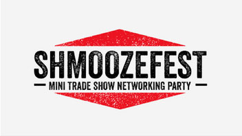 Shmoozefest mini trade show networking party